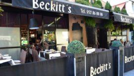 Restaurante Becketts Marbella