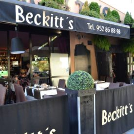 Restaurante Becketts Marbella